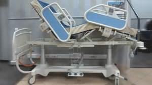 Функциональная больничная медицинская кровать Eleganza (LINET, Чехия)