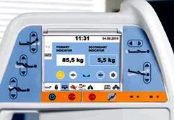 Автоматическая система для регулярного взвешивания пациента